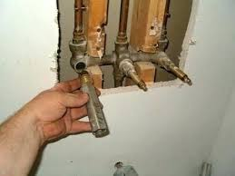 repair shower diverter 3 handle shower repair how repair a shower faucet tub e creative impression