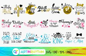 Select the number of palettes for your output vector file. Baby Quotes Design Bundle Svg Files Graphic By Artinrhythm Creative Fabrica