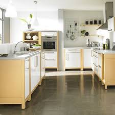 free standing kitchen cabinets. Free Standing Units From Ikea: I Really Like The Idea Of A Kitchen--more Flexible And You Can Clean Under Them! Kitchen Cabinets
