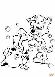 Great Free Printable Paw Patrol Coloring Pages And Coloring Pages
