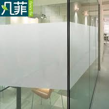 office glass frosting. Funlife Frosted Glass Window Film,Privacy For Office Building Home,Static Cling Easy Installation Frosting