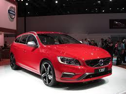 volvo wagon 2014. volvo v60 r design front three quarter wagon 2014