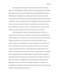 my virtual child essay my virtual child essay my virtual child