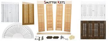 Shutter Kits