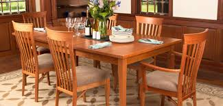 Shaker Dining Tables Vermont Woods Studios