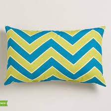 Spring Fever Modern Outdoor Pillows