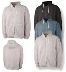 Details About Mens Garment Dyed Washed Out Corded Knit Pattern Full Zip Hoodie Xxs 3xl
