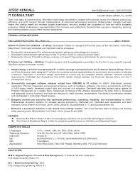 Database Consultant Resume It Consultant Resume Popular Sample