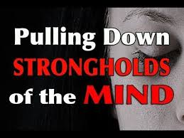 Image result for pulling down strongholds