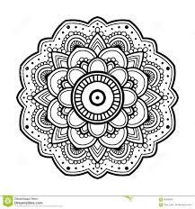 Resultado De Imagen Para Mandala Simple