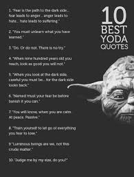 Famous Yoda Quotes Fascinating 48 Greatest Yoda Quotes For Massive Growth BayArt