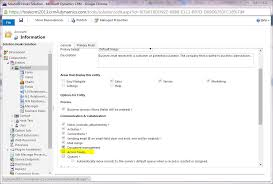 Access 2013 Templates Crm 2013 Mb2 703 Access Teams And Access Team Templates How To