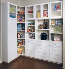 canyon creek pantry in white melamine traditional kitchen