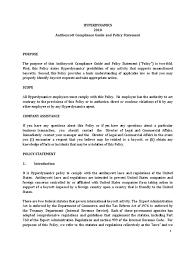 Antiboycott Compliance Guide 2010 2011 Boycott Letter Of Credit
