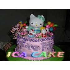 Kue Ulang Tahun Hello Kitty Oleh Ica Cake Di Jakarta Barat