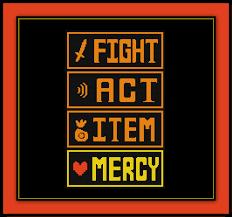 undertale screen size undertale cross stitch pattern fight and mercy battle screen cross