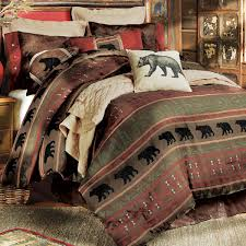 ruff hewn bedding alpine designs