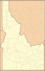 List of counties in Idaho