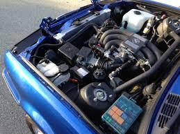 mishimoto radiator installed in my late model 1989 bmw 325i e30