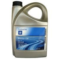 <b>Моторное масло GENERAL MOTORS</b> Dexos2 Longlife 5W30 4 л ...