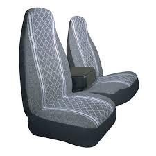 60 40 split seat cover