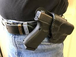 cross draw seated holster