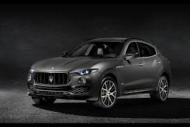 2018 maserati levante. brilliant 2018 2018 maserati levante gransport credit canada in maserati levante