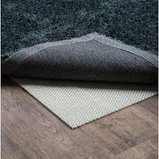 firm rug pad