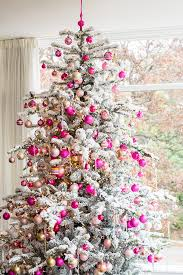 OUR (PINK) CHRISTMAS TREE