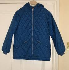 blue 1970s quilted anorak | 1970s quilted anorak | retroraver | Flickr & ... blue 1970s quilted anorak | by retroraver Adamdwight.com