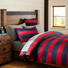 duvet covers 33 strikingly ideas duvet covers for college dorm with twin navy and red stripes