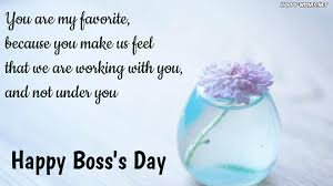 Happy Bosss Day Quotes Wishes Images Memes