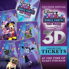 Can i collect these tickets from any ticketmaster outlet? Get The Official Disney Junior Dance Disney Junior Tour Facebook