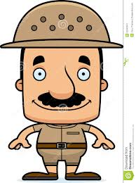 zookeeper clipart.  Clipart Cartoon Smiling Zookeeper Man Stock Vector  Image 55343541 With Clipart S