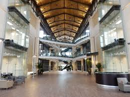 Design of office building Simple Hobby Lobby Corporate Office Building Dfa Design Forum Of Architects Large Office