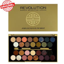 makeup revolution fortune favors the brave ultra 30 eyeshadowpalette usa