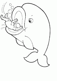 Small Picture Online Jonah And The Whale Coloring Pages To Download And Print