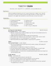 Moving Resume Sample