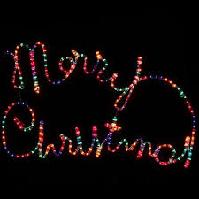 christmas rope lighting. Multicolor Merry Christmas #christmas. Rope LightsOutdoor Lighting T