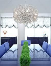 crystal dining room chandelier modern