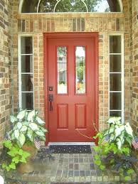 Orange front door Colors Burnt Orange Door Burnt Orange Front Door Colors How Home Choose The New Color On Her Own Front Burnt Orange Front Door Uacraoinfo Burnt Orange Door Burnt Orange Front Door Colors How Home Choose