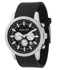 17 best images about christmas gift ideas men s michael kors watch men s chronograph scout black polyurethane strap 45mm mk8040 all watches