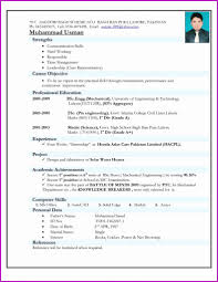 Civil Engineer Fresher Resume Pdf 24 Inspirational Civil Engineering Fresher Resume Format 10