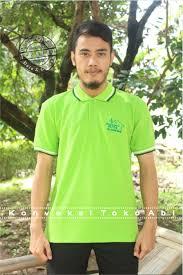 Bikin Kaos Kerah Jakarta Utara