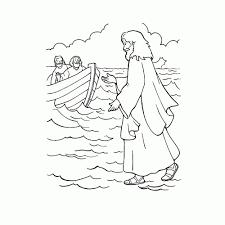 25 Vinden Jezus Loopt Over Water Kleurplaat Mandala Kleurplaat