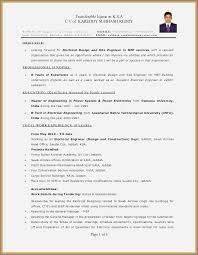 Sample Resume For 2 Years Experienced Software Engineer Beautiful