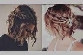 Merveilleux Coiffure Mariage Facile Cheveux Mi Long