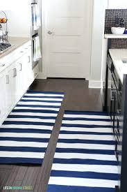 navy and white striped rug blue bathroom rugs black