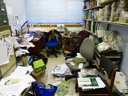 tidy office. Dr M Needs To Tidy His Office! Office