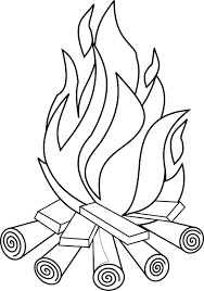Small Picture coloring pages Camping Coloring Pages Pinterest Camping